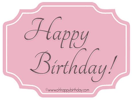 happy birthday blog/Happy Birthday!