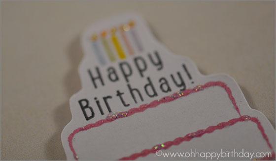 3d birthday cake card/3D Birthday Card