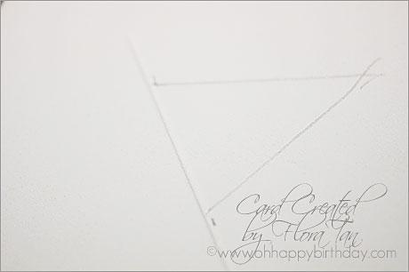 star birthday card/Making Happy Birthday Card