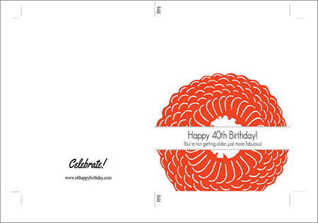 free printable birthday cards, Birthday card